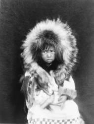 Enfant Noatak (Edward S. Curtis) - Muzeo.com