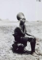 Femme mangbetu