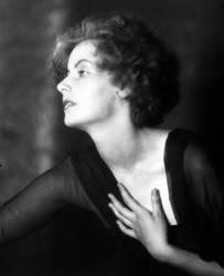 Greta Garbo (Arnold Genthe) - Muzeo.com
