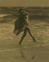Isadora Duncan (Arnold Genthe) - Muzeo.com