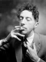 Jean Cocteau, écrivain français. (Laure Albin-Guillot) - Muzeo.com