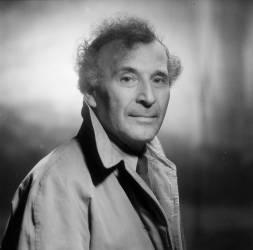 Marc Chagall, peintre français. (Boris Lipnitzki) - Muzeo.com