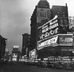 NEW YORK EN 1947 (Keystone) - Muzeo.com