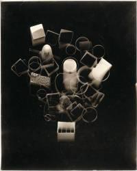 Photogramme sans titre (Moholy-Nagy Laszlo) - Muzeo.com