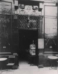 Au Réveil Matin, rue Amelot, 11e Arrondissement, Paris (Eugène Atget) - Muzeo.com