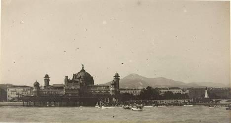 Barques en rade de Nice (Umberto anonyme) - Muzeo.com