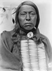Chef Sioux Flying Hawk, c.1900 (Gertrude Käsebier) - Muzeo.com