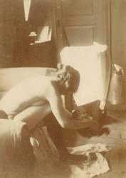 Etude photographique d'un Nu (Edgar Degas) - Muzeo.com