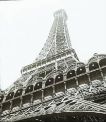 La Tour Eiffel (Anonyme) - Muzeo.com