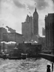 La Ville de l'Ambition (Alfred Stieglitz) - Muzeo.com