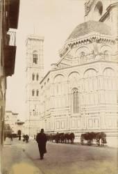 Le Dôme de Florence (Anonyme) - Muzeo.com