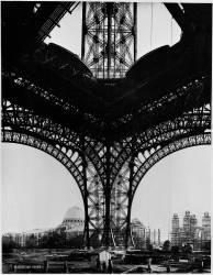 Le pilier sud de la Tour (Durandelle Louis-Emile) - Muzeo.com