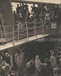 L'Entrepont (Alfred Stieglitz) - Muzeo.com