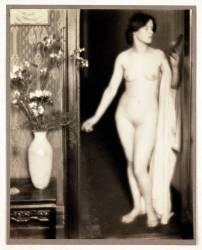 Nu (Mme Thompson) (Clarence Hudson White) - Muzeo.com