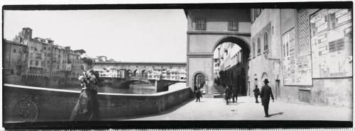 Quai de l'Arno,Florence (Puyo Constant) - Muzeo.com