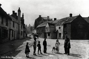 Village de Northam (Francis Frith) - Muzeo.com