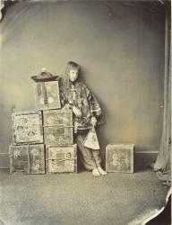 Xie Kitchin en marchand de thé (Lewis Carroll) - Muzeo.com