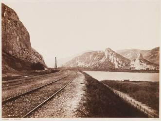Col de Montagne à Donzère (Edouard Baldus) - Muzeo.com