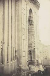 Entrée de la mosquée du sultan Haman, Le Caire (Anonyme) - Muzeo.com