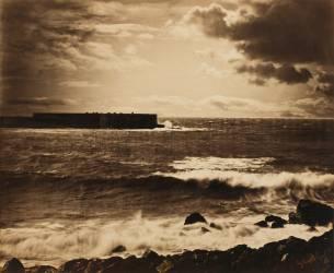 Grande vague, Sète - n°17 (Le Gray Gustave) - Muzeo.com