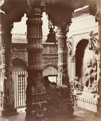 Inde. Décor intérieur (Umberto anonyme) - Muzeo.com