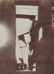 Intérieur d'un temple (Anonyme) - Muzeo.com