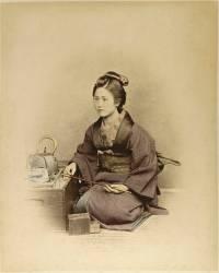 Jeune femme à la pipe (Beato Felice) - Muzeo.com