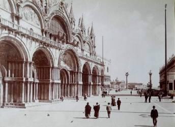 La Basilique Saint-Marc (Carlo Naya) - Muzeo.com