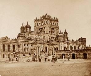 La Martinière de Lucknow (Felice Beato) - Muzeo.com