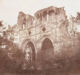 La tombe de Sir Walter Scott (William Henry Fox Talbot) - Muzeo.com