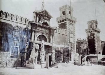 L'Arsenal de Venise (Carlo Naya) - Muzeo.com