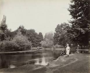 Le Canal de Dhul (Samuel Bourne) - Muzeo.com
