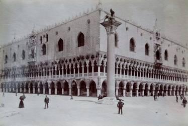 Le Palais du Doge (Carlo Naya) - Muzeo.com