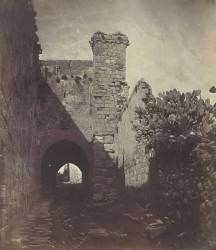 Porte Sainte Etienne à Jérusalem (Beato Felice ,Robertson James...) - Muzeo.com