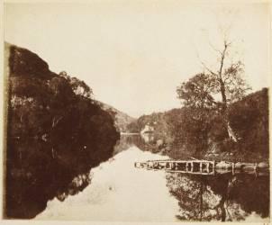 Scenery of Lock Katrine (William Henry Fox Talbot) - Muzeo.com