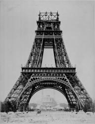 Album sur la construction de la Tour Eiffel (Durandelle Louis-Emile) - Muzeo.com