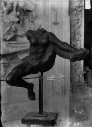 Iris messagère des Dieux (Auguste Rodin) - Muzeo.com