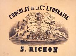 Chocolat de la Compagnie lyonnaise S. Richon (Dubouchet Armand-Louis) - Muzeo.com