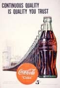 Publicité pour Coca-Cola (Anonyme) - Muzeo.com