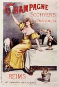 Champagne Scohyers de Dorlodot Reims (Anonyme) - Muzeo.com