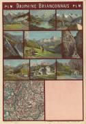 Dauphiné. Briançonnais (Hugo d'Alesi) - Muzeo.com