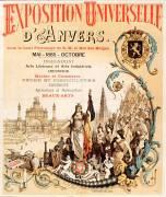 Exposition Universelle d'Anvers (Frans Pieter Lodewyk Van Kuyck) - Muzeo.com