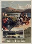 Lakes of Killarney (Hugo d'Alesi) - Muzeo.com