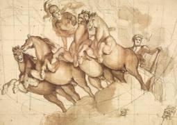 Apothéose d'Hercule (Charles Le Brun) - Muzeo.com