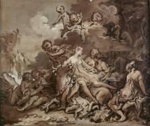 Enlèvement d'Europe (Boucher François) - Muzeo.com