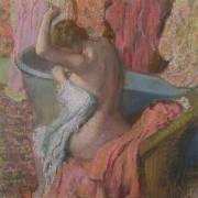 Baigneuse (Edgar Degas) - Muzeo.com