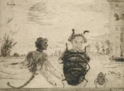 Insectes particuliers (James Ensor) - Muzeo.com