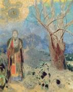 Le Bouddha (Redon Odilon) - Muzeo.com