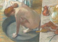 Le Tub (Edgar Degas) - Muzeo.com