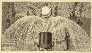 Les hivernants de la Grande Jatte (Max Ernst) - Muzeo.com